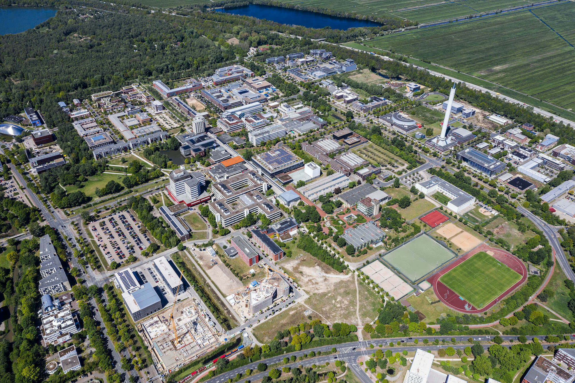 Campus overview